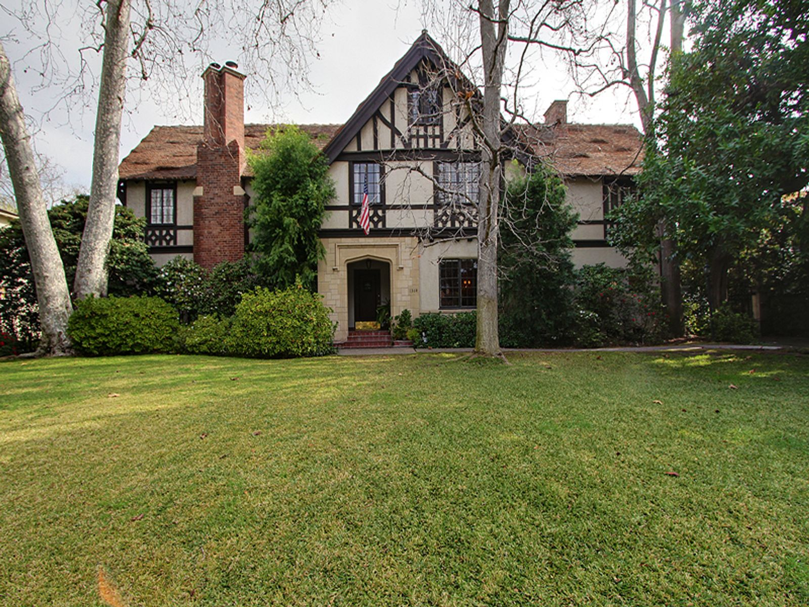 Magnificent 1931 English Home, San Marino CA Single Family Home - Pasadena Real Estate