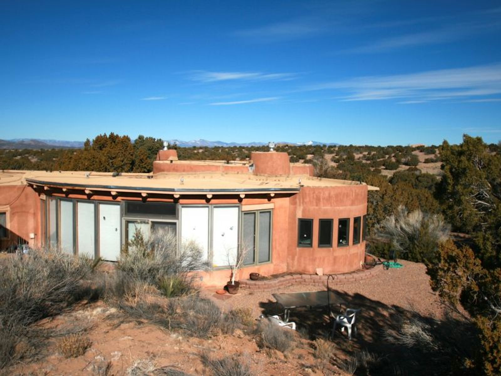 25  Calle El Gancho., Santa Fe NM Single Family Home - Santa Fe Real Estate