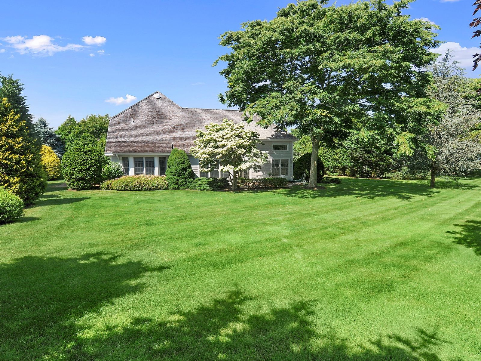 Private and Serene Home Near Ocean, Southampton NY Single Family Home - Hamptons Real Estate