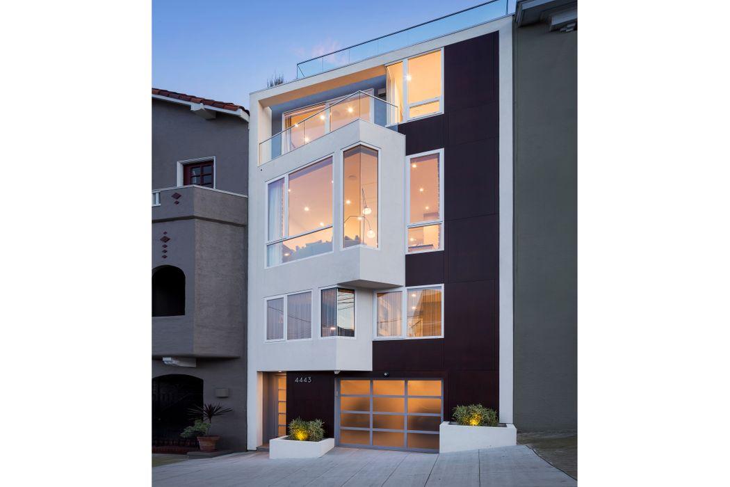 Custom Modern and Rare LEED Platinum San Francisco, CA 94114