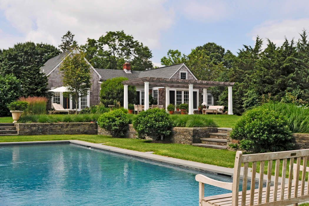 Sag Harbor Waterfront With Pool