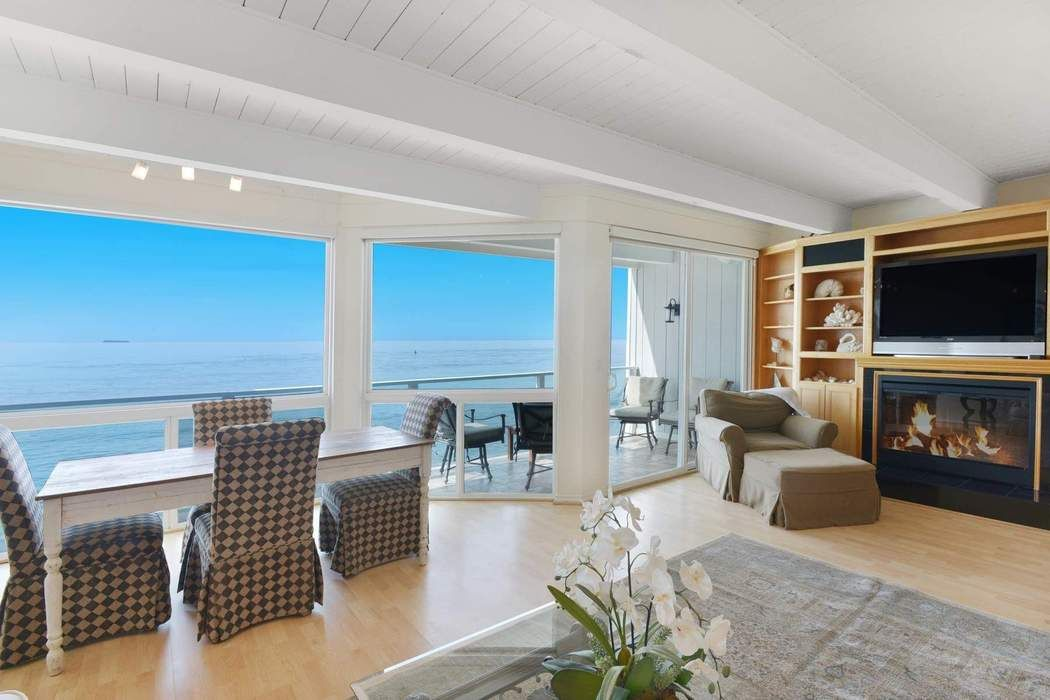 Malibu House on the Sand