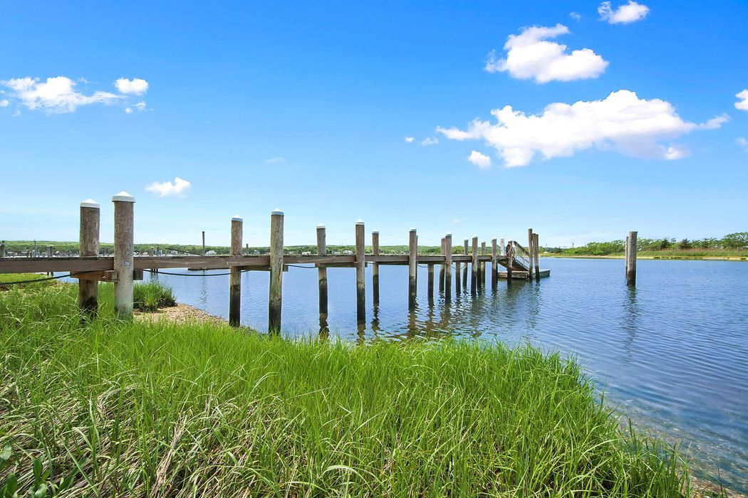 Waterfront in Sag Harbor