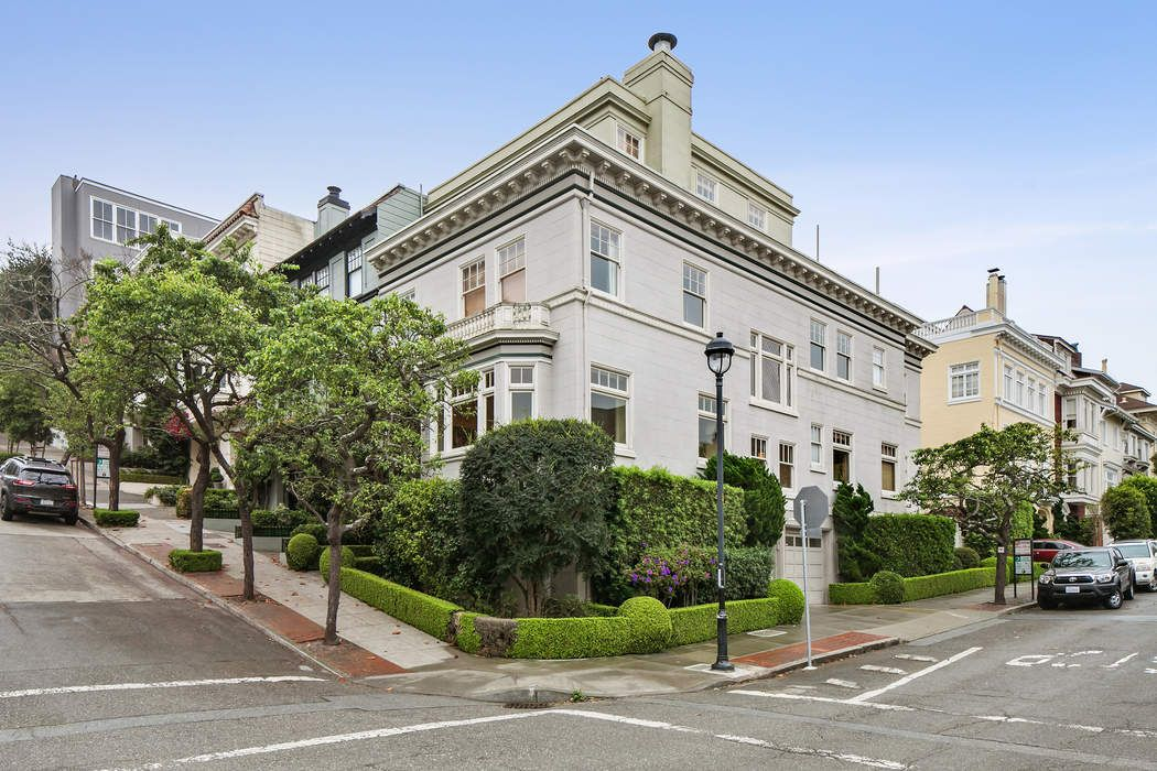 Exceptional Presidio Heights Home