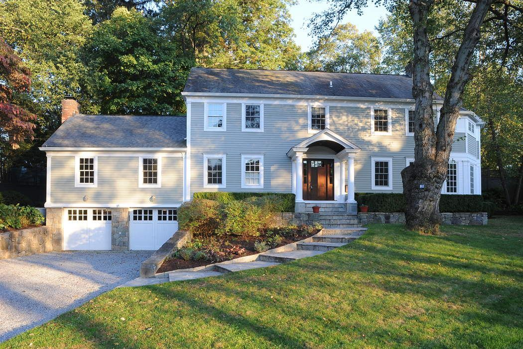 Pristine Old Greenwich Colonial