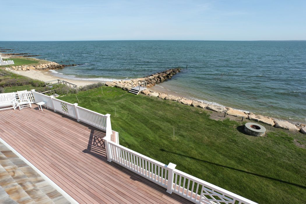 Stunning Water Front Home with Beach East Falmouth, MA 02536