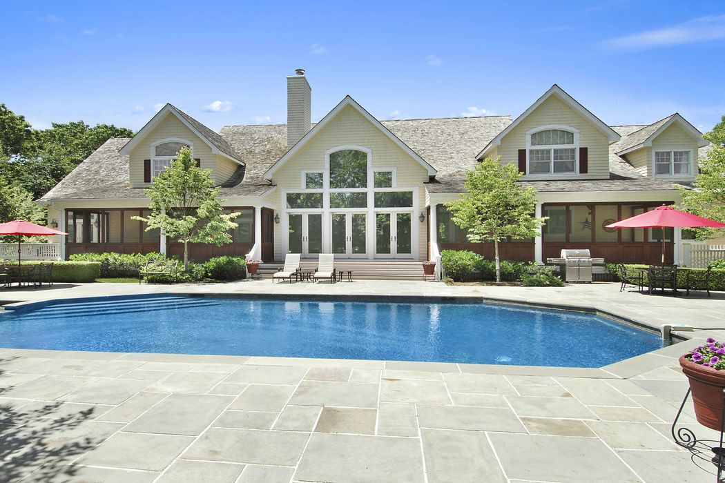 Manor Home, 2.8 +/- Acres Bridgehampton