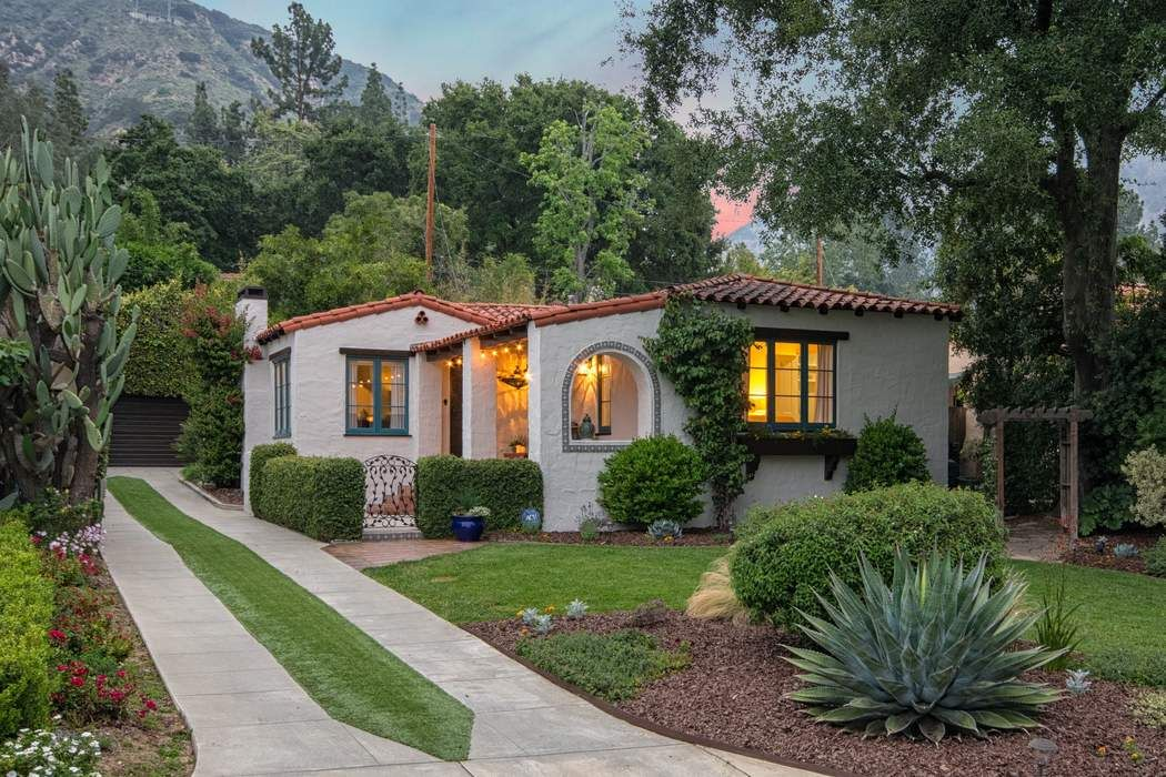 Character Spanish Home in Altadena