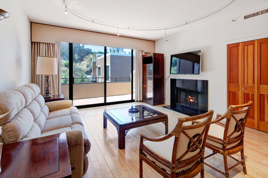 Penthouse with Telegraph Hill Outlooks