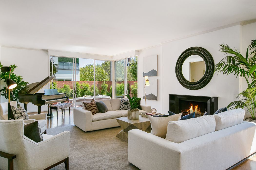 Pacific Heights Mid-Century Modern San Francisco, CA 94115