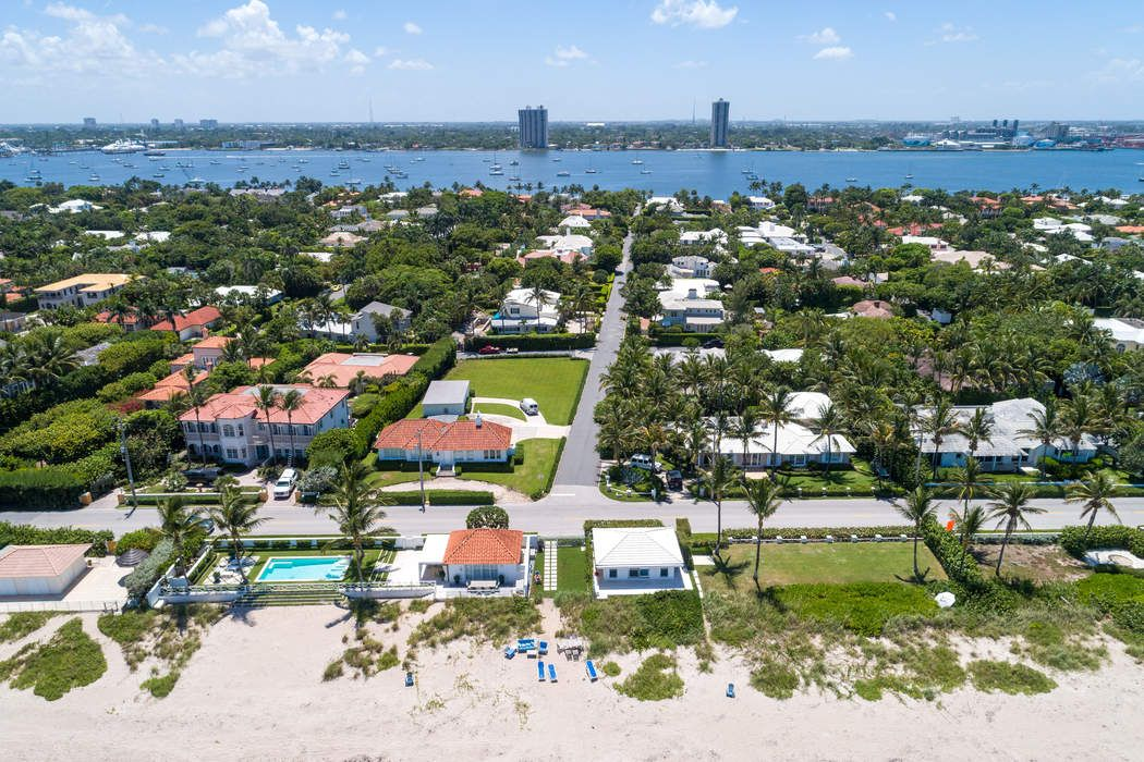 Oceanfront Opportunities Palm Beach, FL 33480