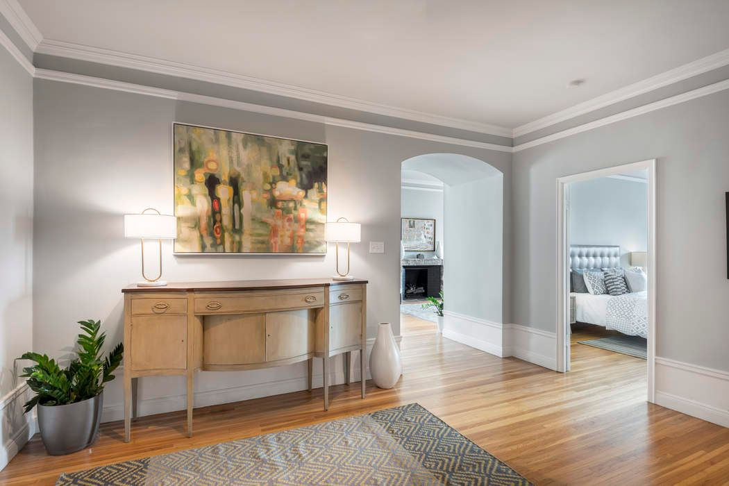 Elegant South-Facing Nob Hill Residence San Francisco, CA 94108