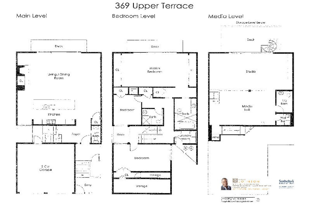 369 Upper Ter San Francisco, CA 94117
