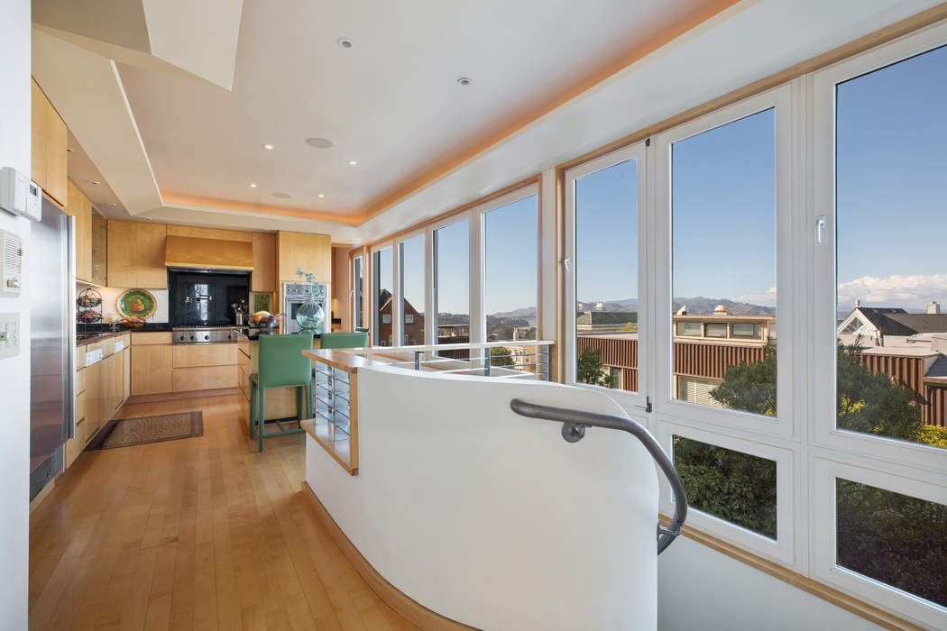 Pacific Heights Home for Lease