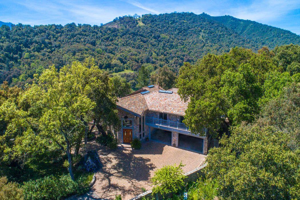 17717 Cachagua Road Carmel Valley Ca 93924 Sotheby S