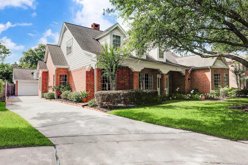 1811 Peach Brook Court Houston, TX 77062