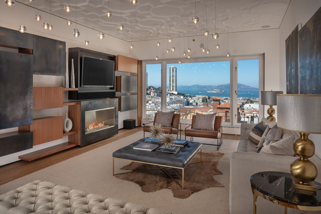 Nob Hill Penthouse Perfection