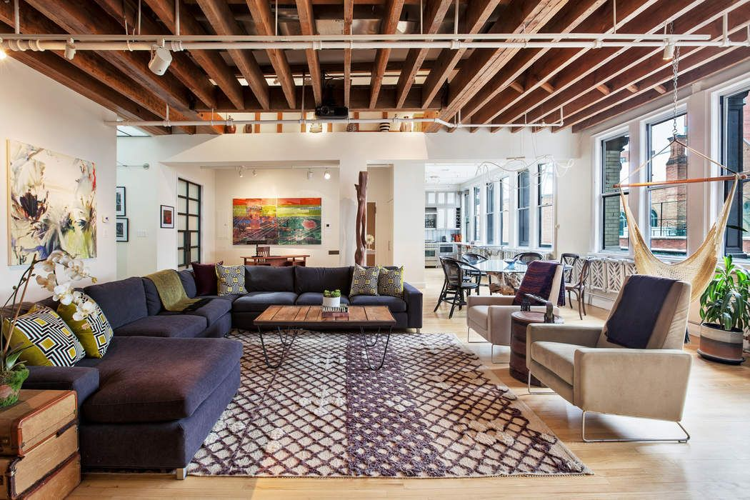 40 west 15th street apt 6a new york ny 10011 sotheby 39 s for Loft in manhattan for sale