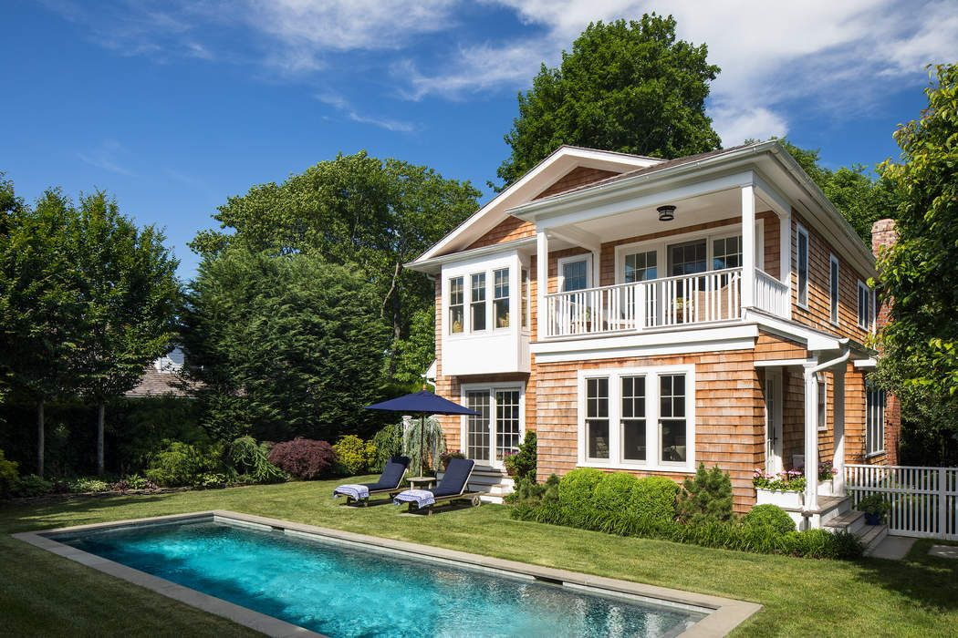 East Hampton Village Charm