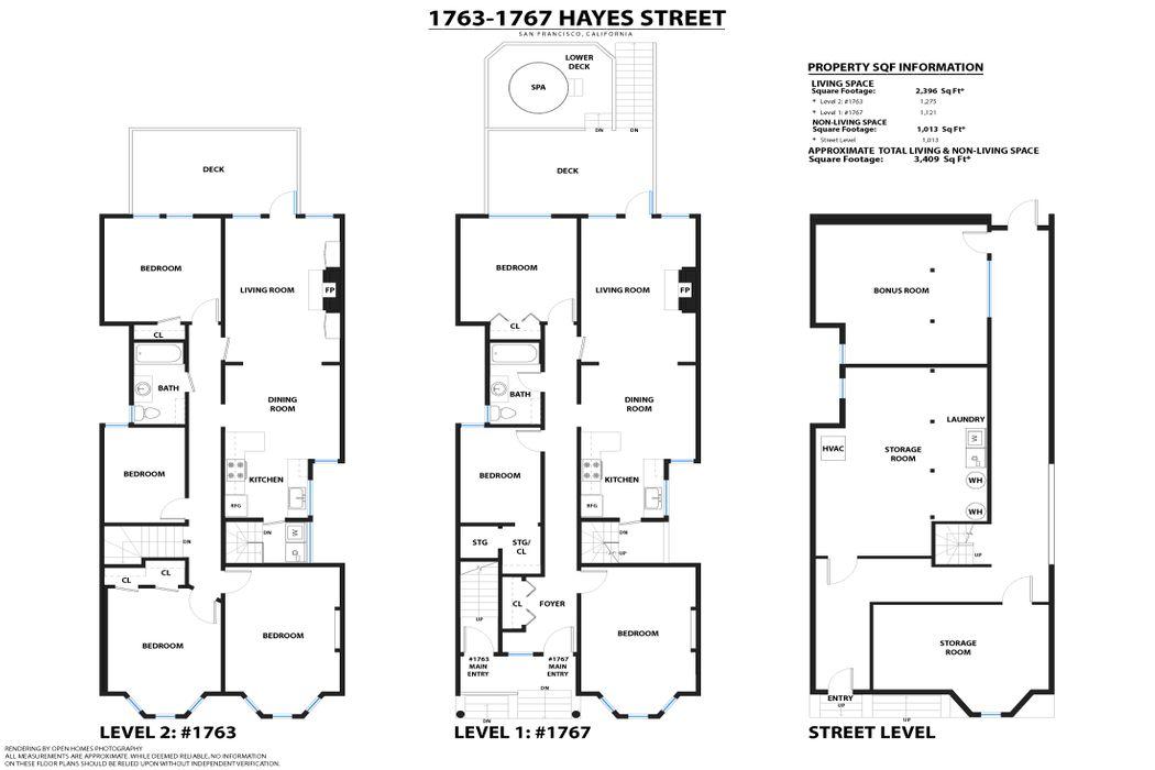 1763-1767 Hayes St San Francisco, CA 94117