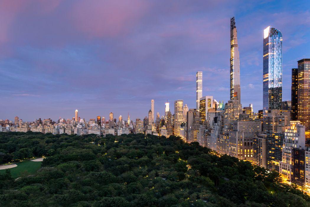 15 Central Park West New York, NY 10017