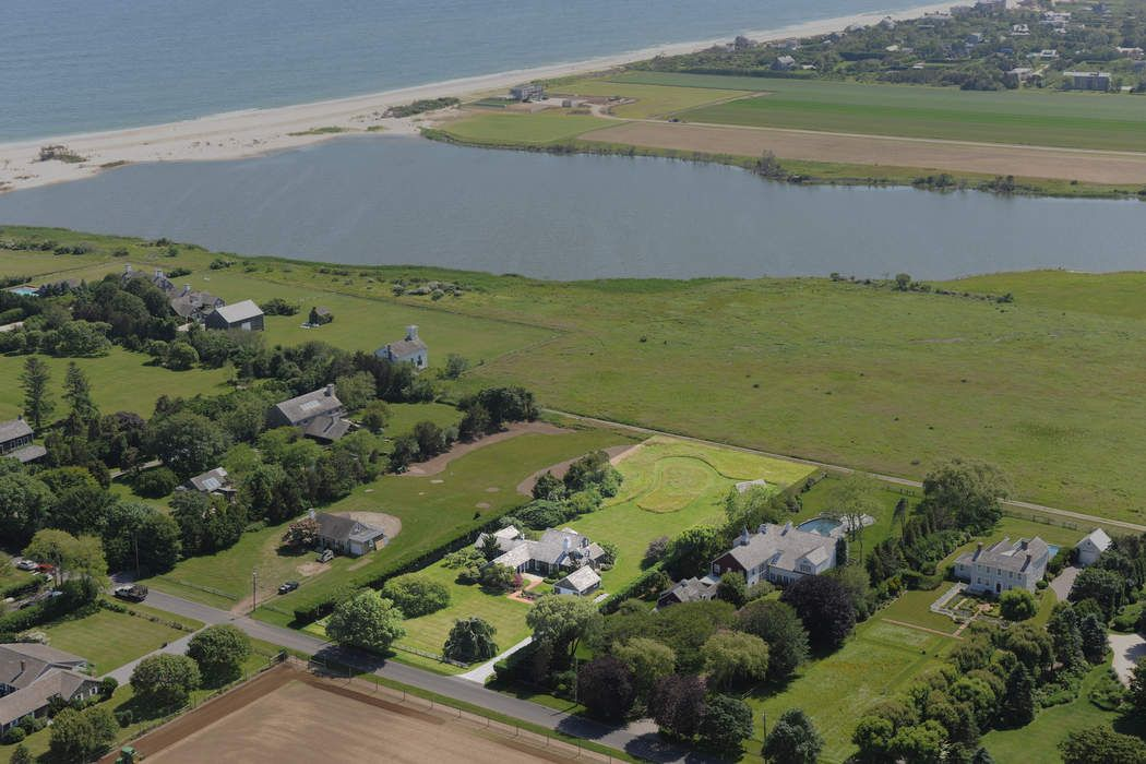 Coveted Beach Lane in Wainscott