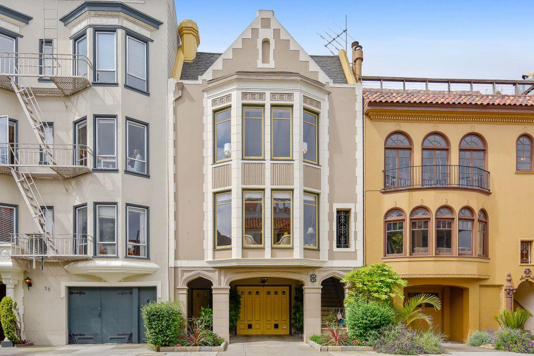 57-59 Casa Way San Francisco, CA 94123
