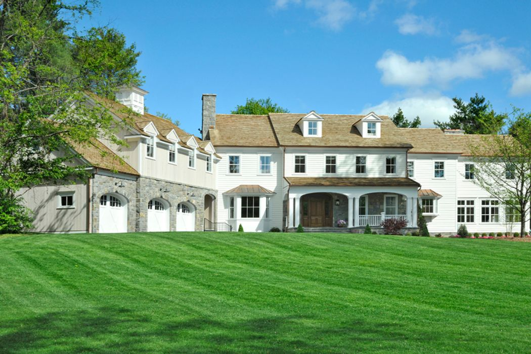 Custom Connecticut Colonial