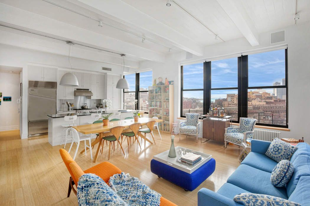 Most Coveted Dumbo Corner Loft