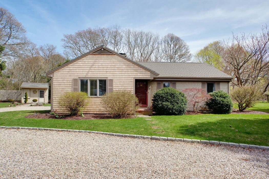 Sweet Contemporary Ranch East Falmouth, MA 02536