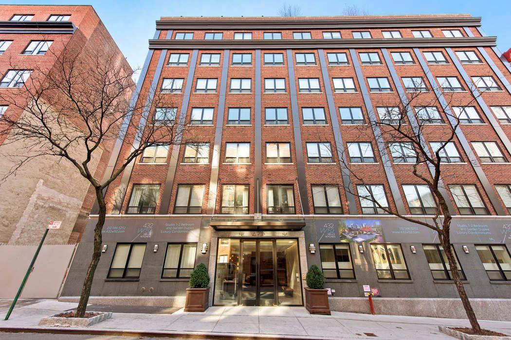 432 West 52nd Street New York, NY 10019