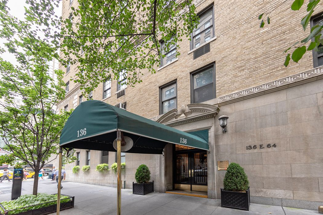 136 East 64th Street New York, NY 10065