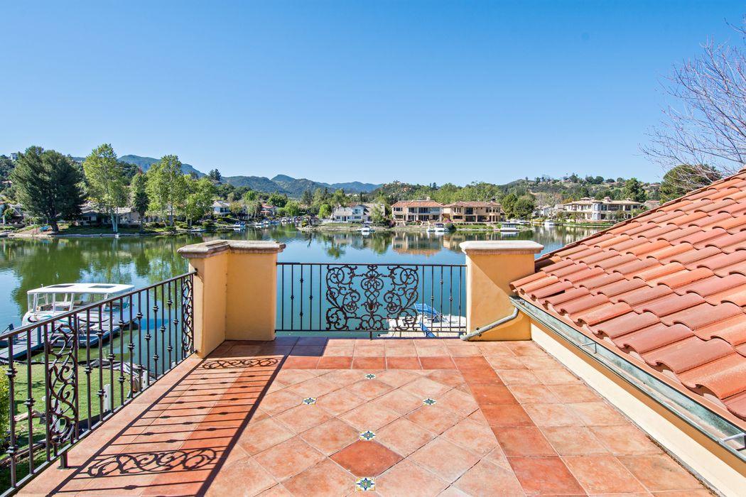 Lakefront Retreat on Westlake Island  Westlake Village, CA 91361