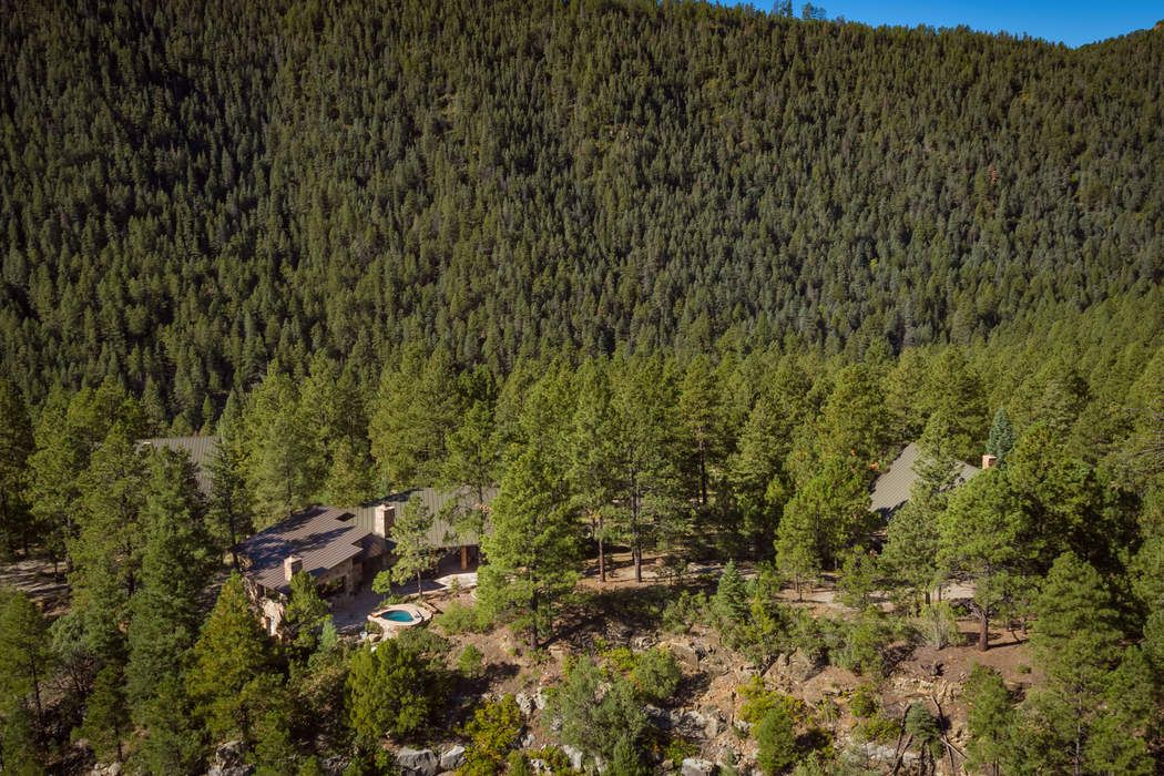 48 Macho Canyon Road Pecos, NM 87552