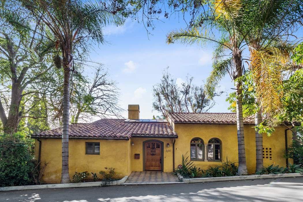 1957 Laughlin Park Drive Los Angeles, CA 90027