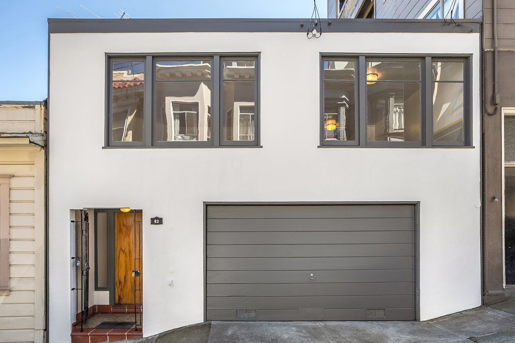 Rare Potential on Russian Hill San Francisco, CA 94133