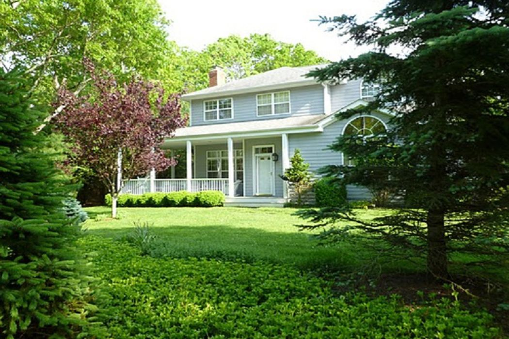 Nicely Landscaped East Hampton Home