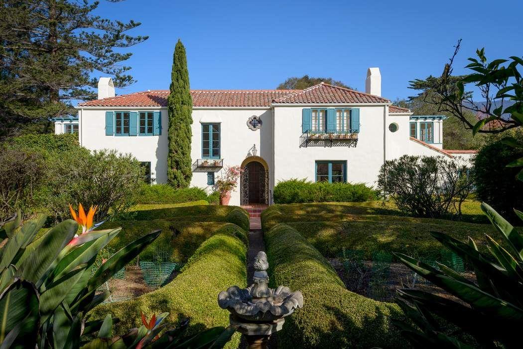 191 La Vereda Road Montecito Ca 93108 Sotheby S