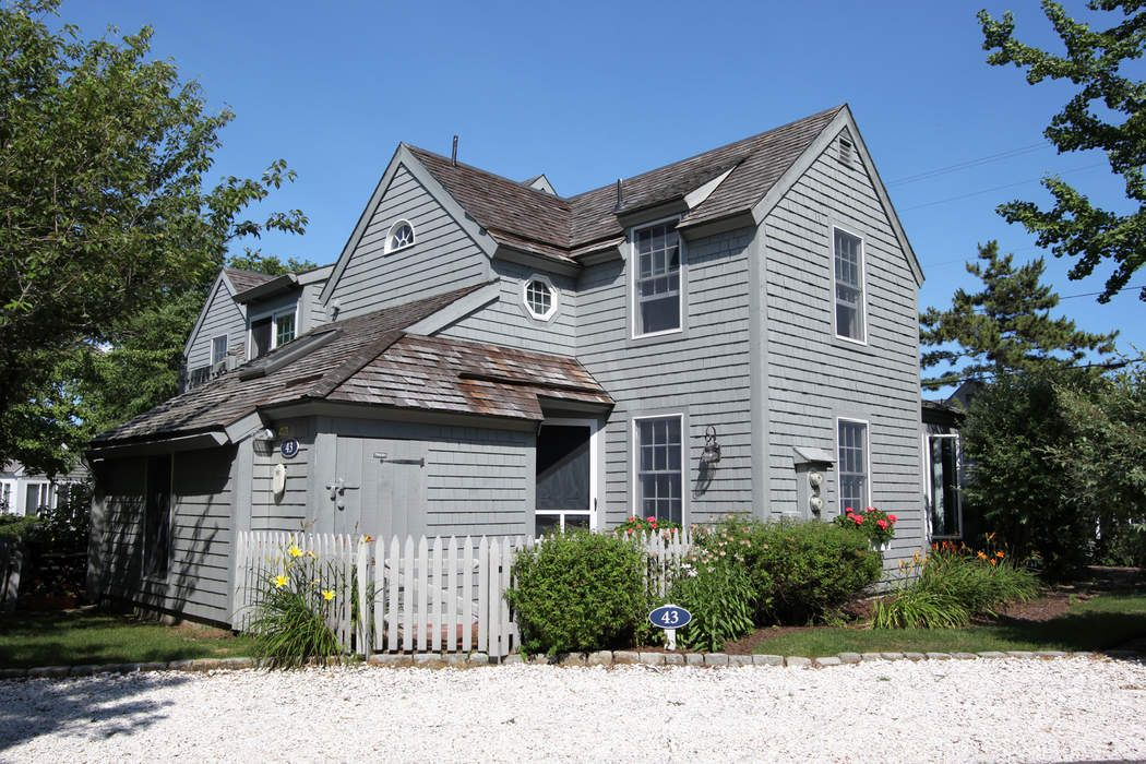 Nantucket Style Beach Cottage