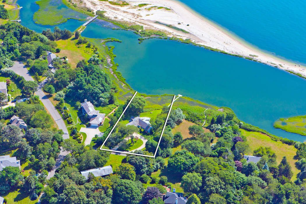 Exceptional Waterfront in Sag Harbor