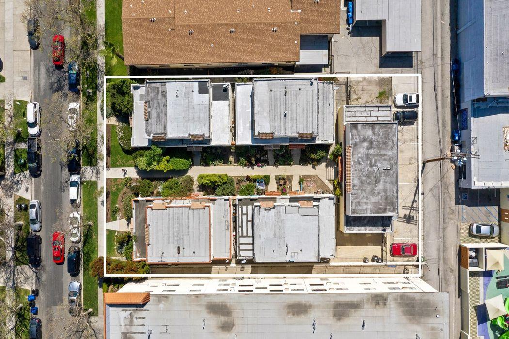 617 North Sycamore Avenue Los Angeles, CA 90036