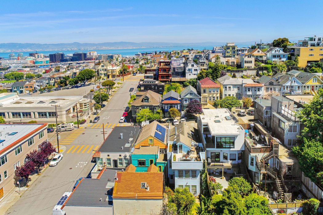 Unique Potrero Hill Home San Francisco, CA 94107