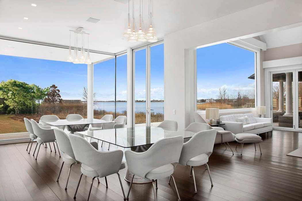 Exquisite Waterfront Modern in WaterMill Water Mill, NY 11976
