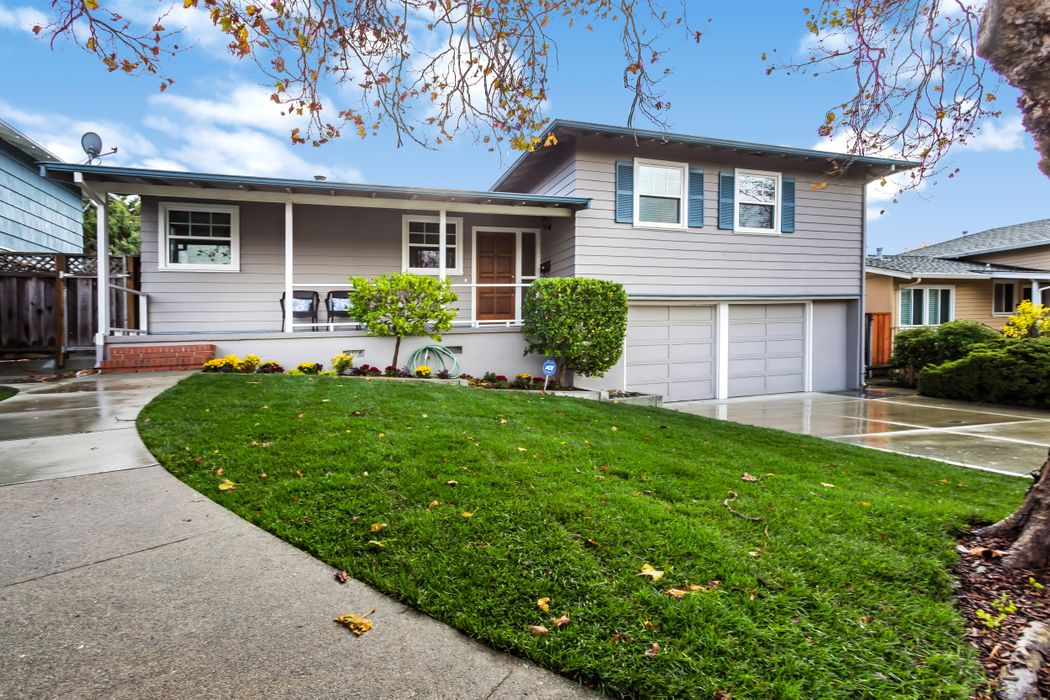 Central Belmont Home in Great Location Belmont, CA 94002