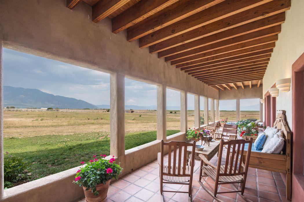 La Mariposa Ranch And Equestrian Center Taos Nm 87571