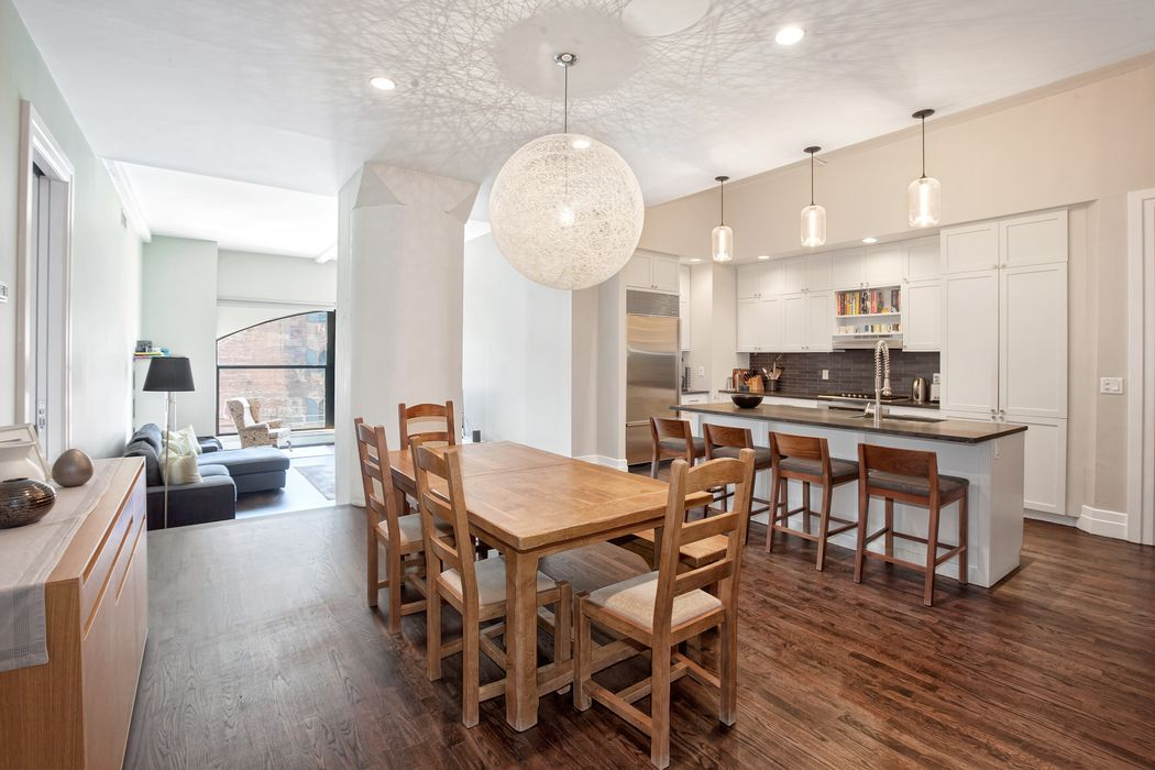 Oversized, Renovated DUMBO Loft