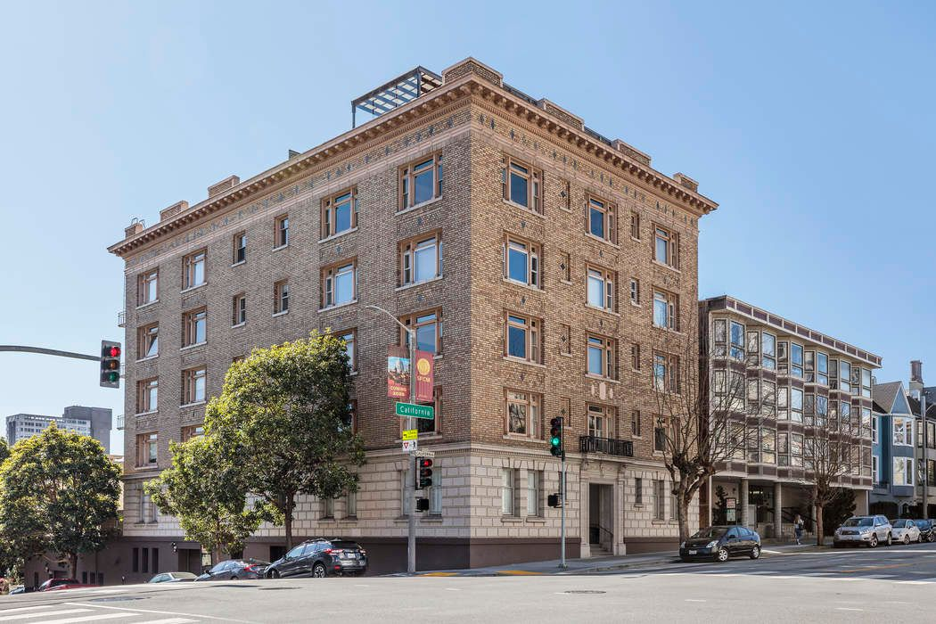 1901 California Street San Francisco, CA 94109