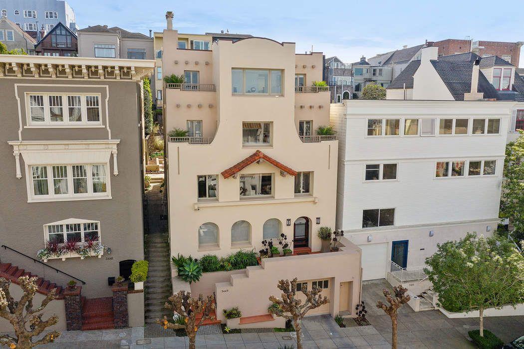 3445 Washington St San Francisco, CA 94118