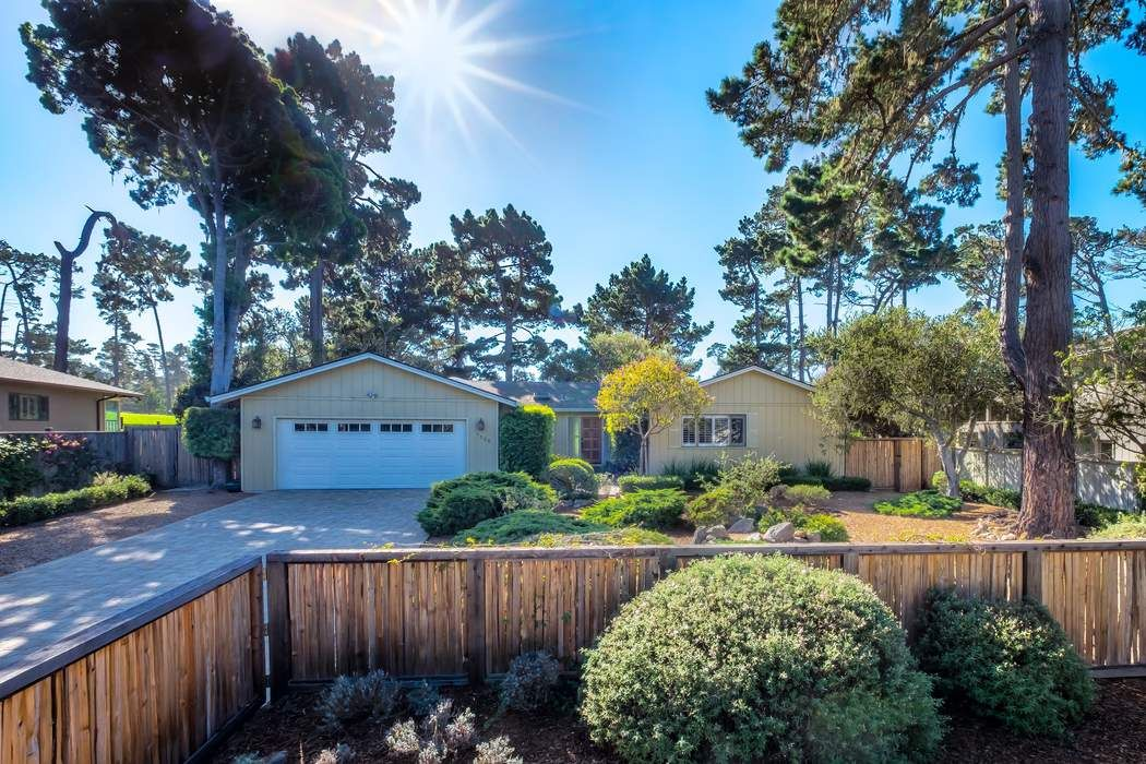 1006 Wranglers Trail Road, Pebble Beach
