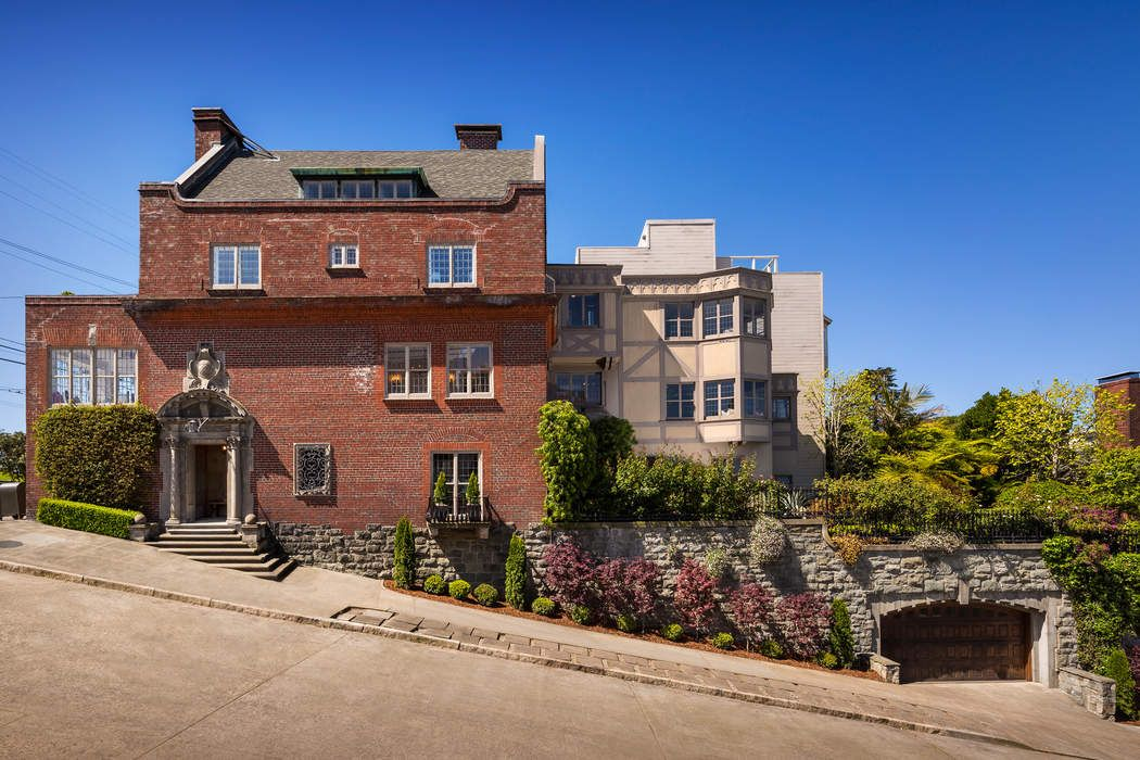 Legendary Pacific Heights Residence San Francisco, CA ...